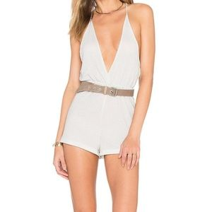 Motel Rocks Pants - NWT Dustin Playsuit by Motel Rocks